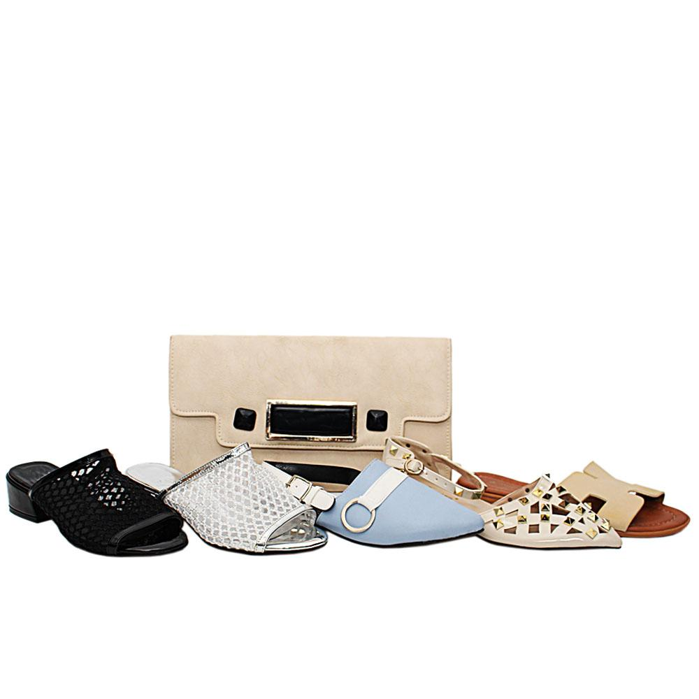 Size 36 Jasmine Shoe and Bag Bundle