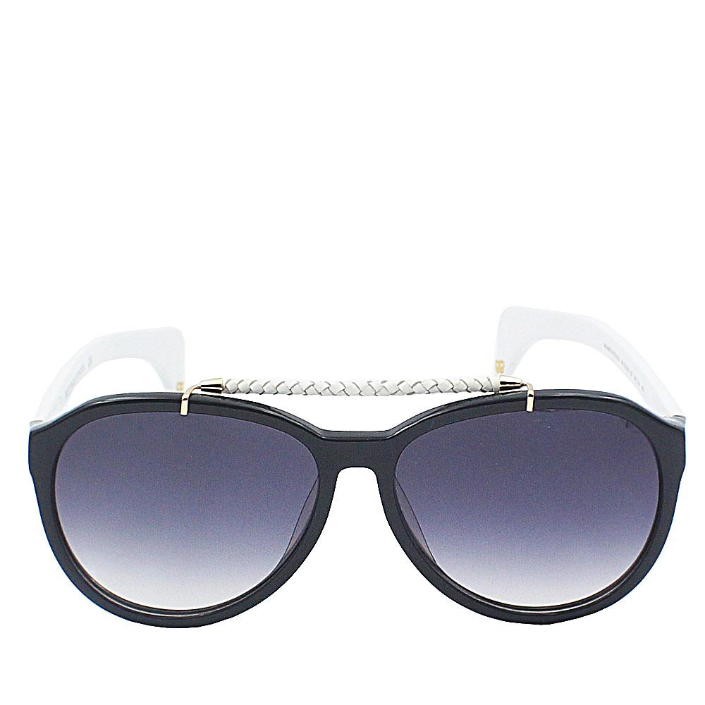 Black White Mix Sunglasses