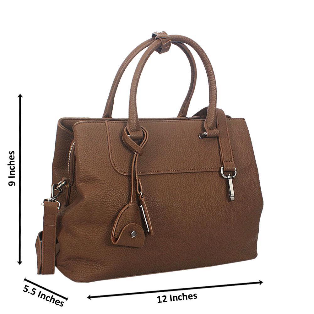Harriet Brown Montana Leather Tote Handbag