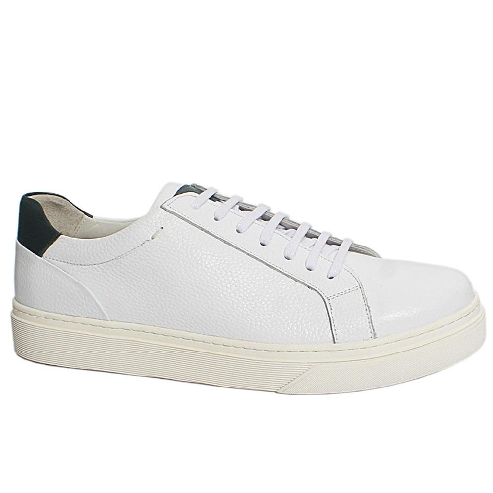 White Gualtieri Leather Sneakers