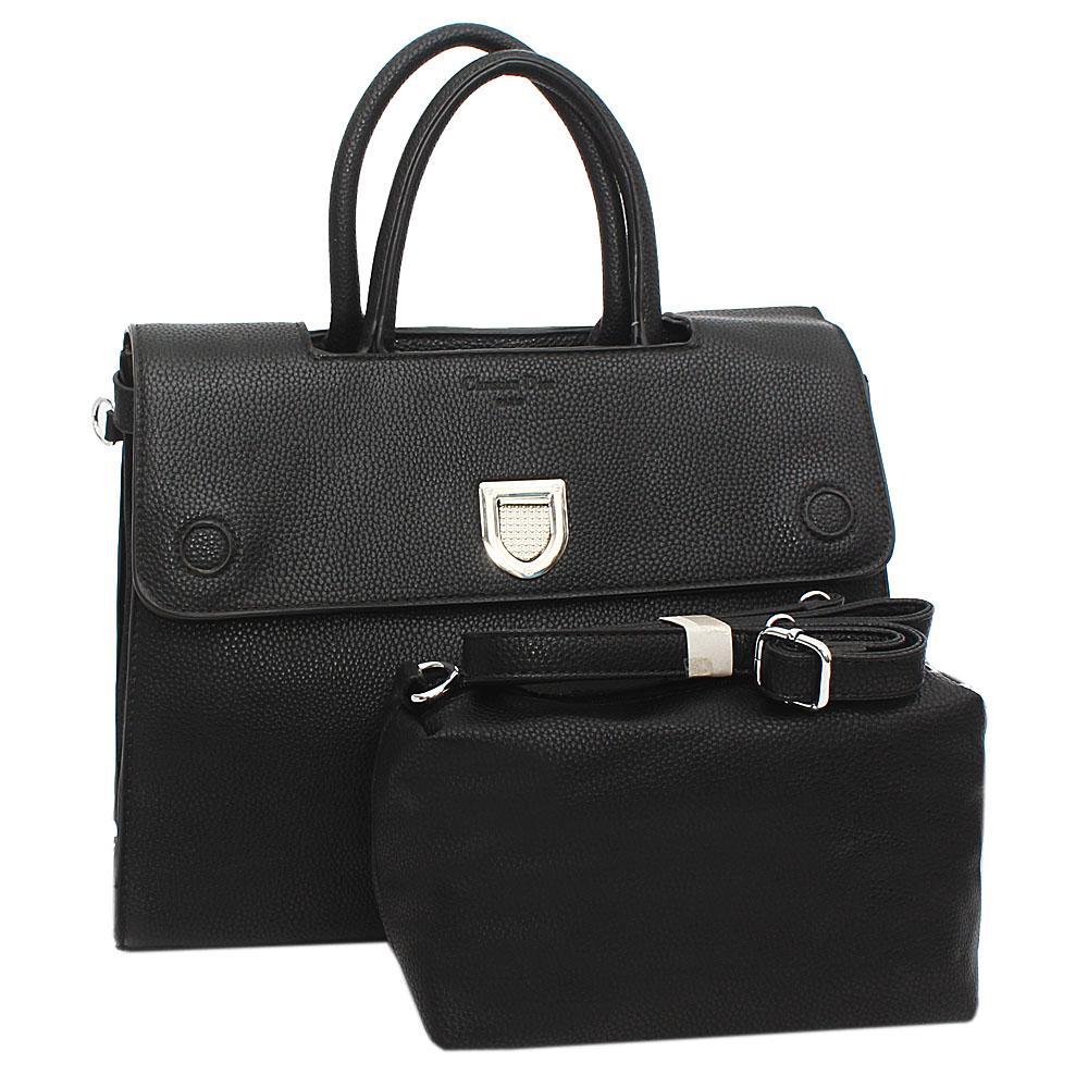 Buy Christian-Dior-Black-Leather-Tote-Handbag - The Bag Shop Nigeria cc62033fc5a86