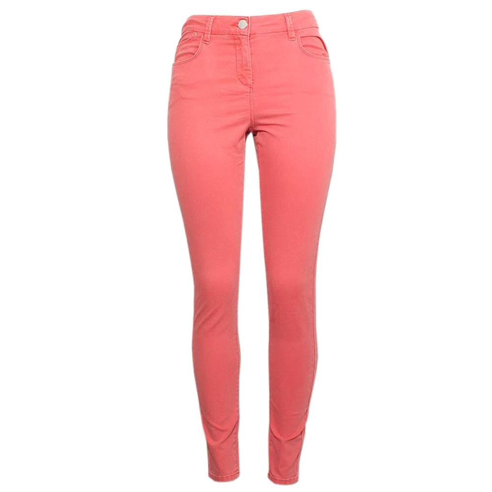 Peach Ladies Jeggings-UK 12