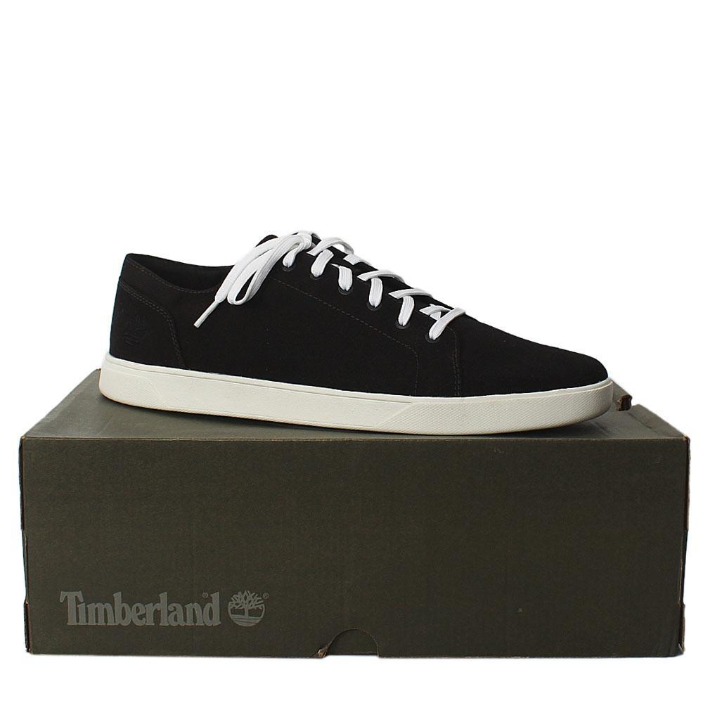 Timberland Black White Men Sneakers Sz 46