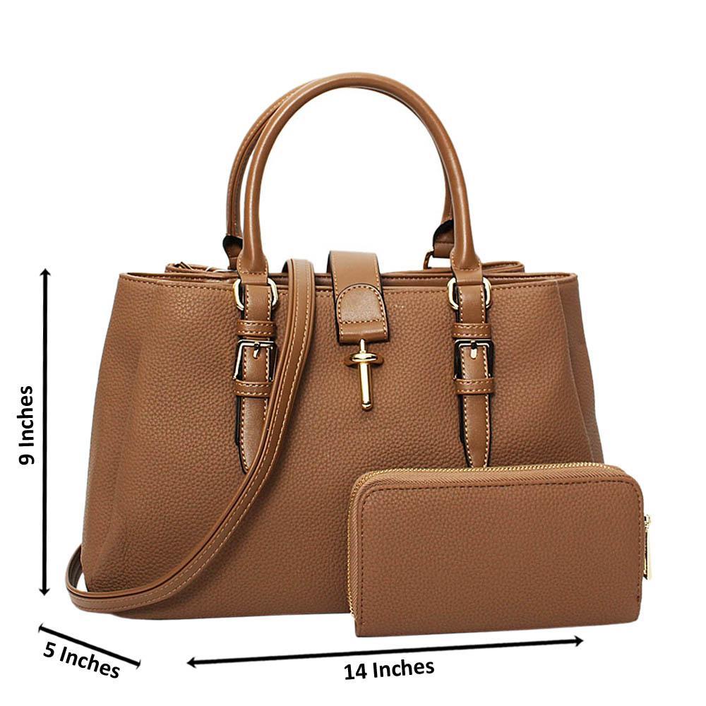 Brown-Lacey-Ross-Leather-Medium-Tote-Handbag