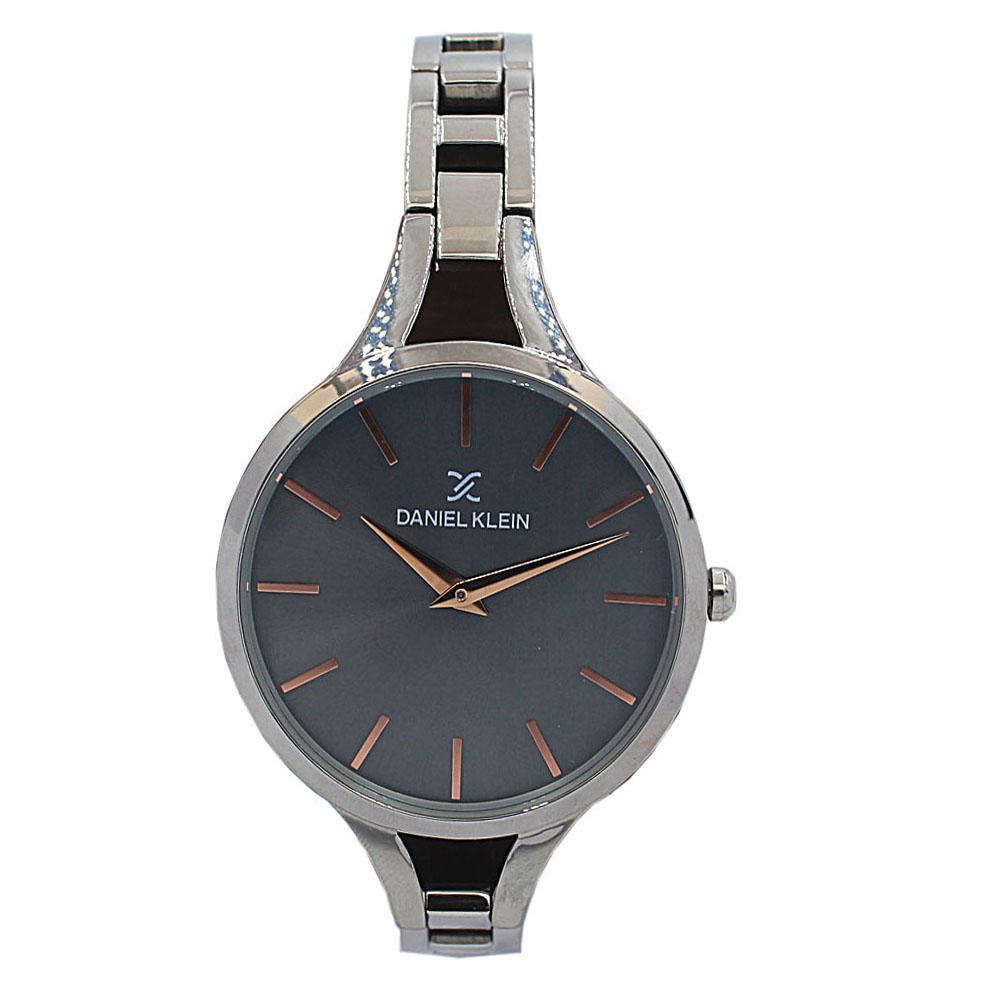 Silver Aurelio Stainless Steel Fashion Ladies Watch