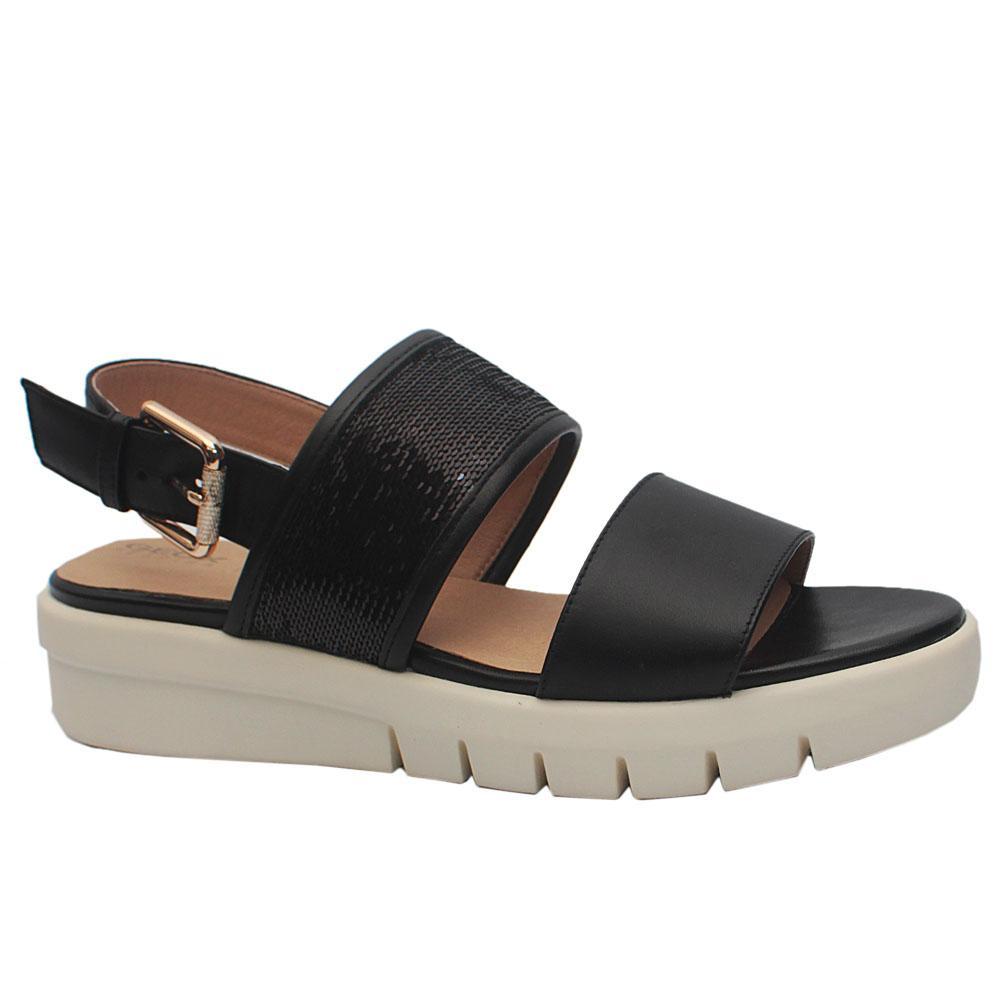 Geox-Respira-Wembley-Black-Shimmering-Leather-Platform-Sandals