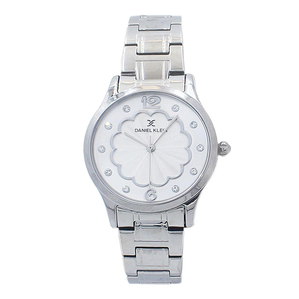 Silver Stainless Steel Ladies Watch