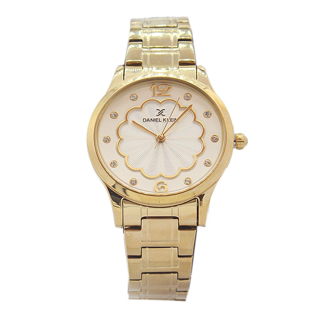 Daniel Klein Swift Gold Stainless Steel Ladies Watch