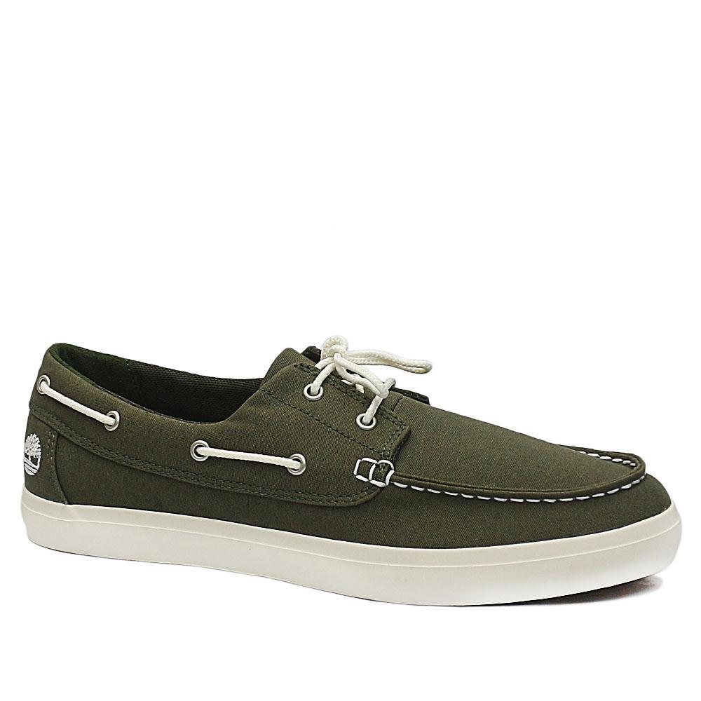 Timberland Green Union Wharf Sneakers