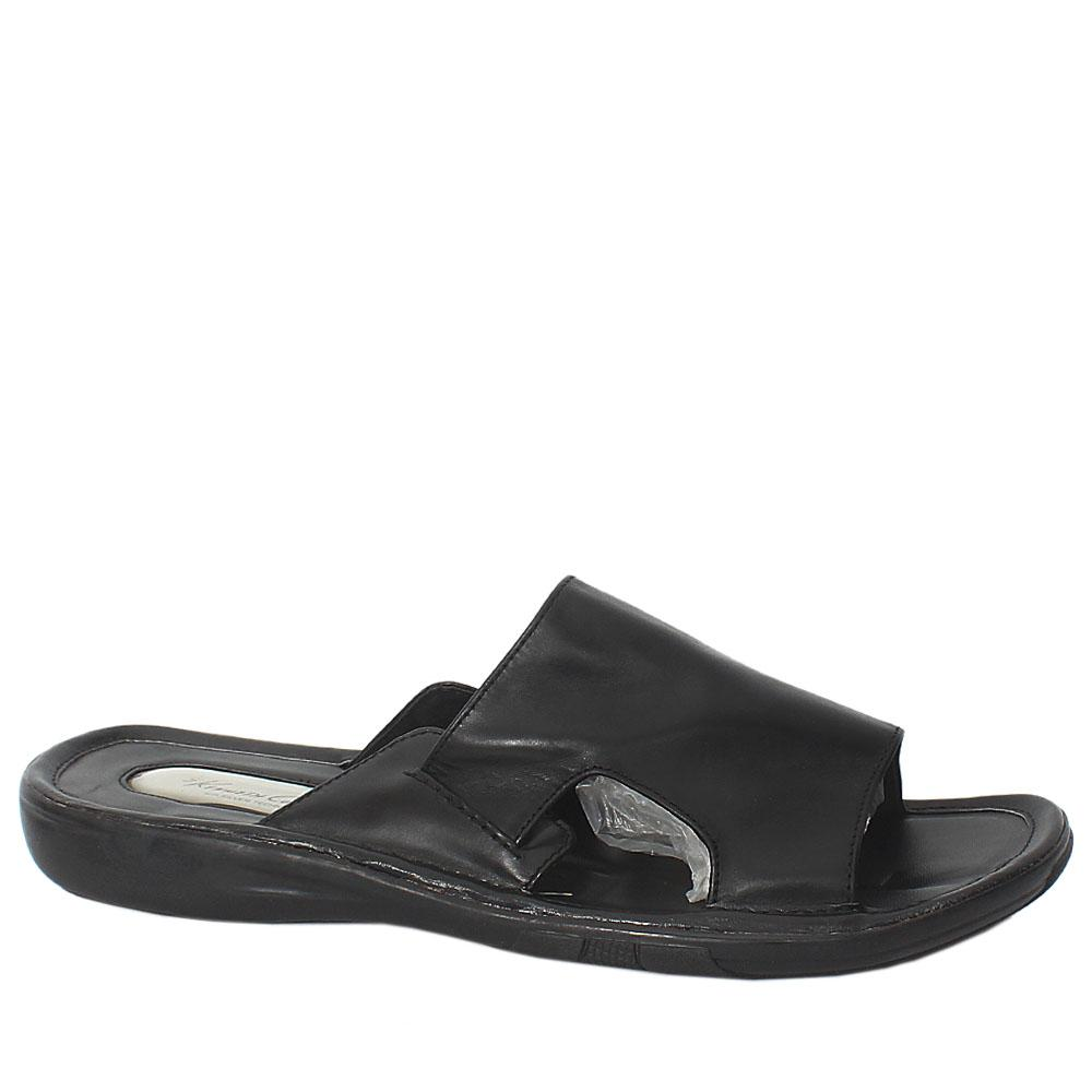 Kenneth Cole Black Men Slippers