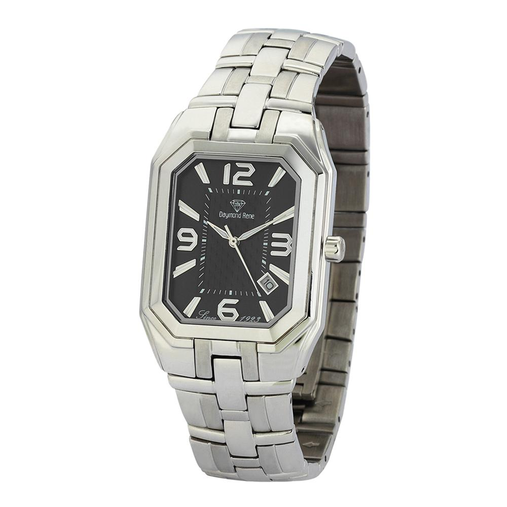 Silver Stainless Steel Classic Watch