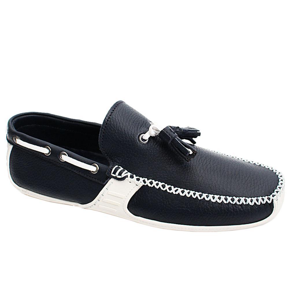 Navy-White-Floter-Italian-Leather-Men-Drivers-Shoe
