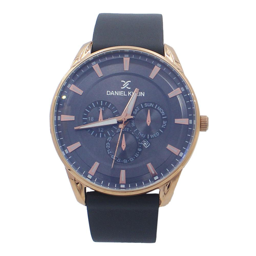Cristobal Gray Leather Fashion SeriesWatch