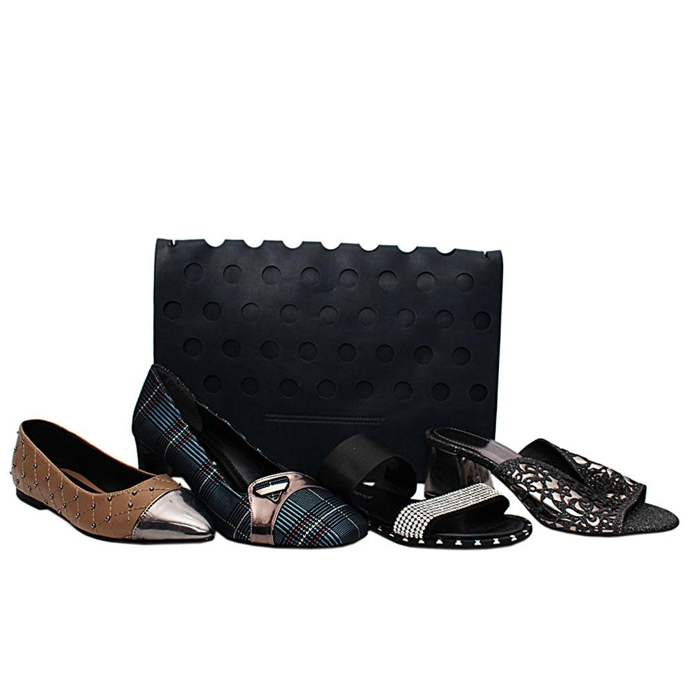 Size 37 Layla Shoe and Bag Bundle
