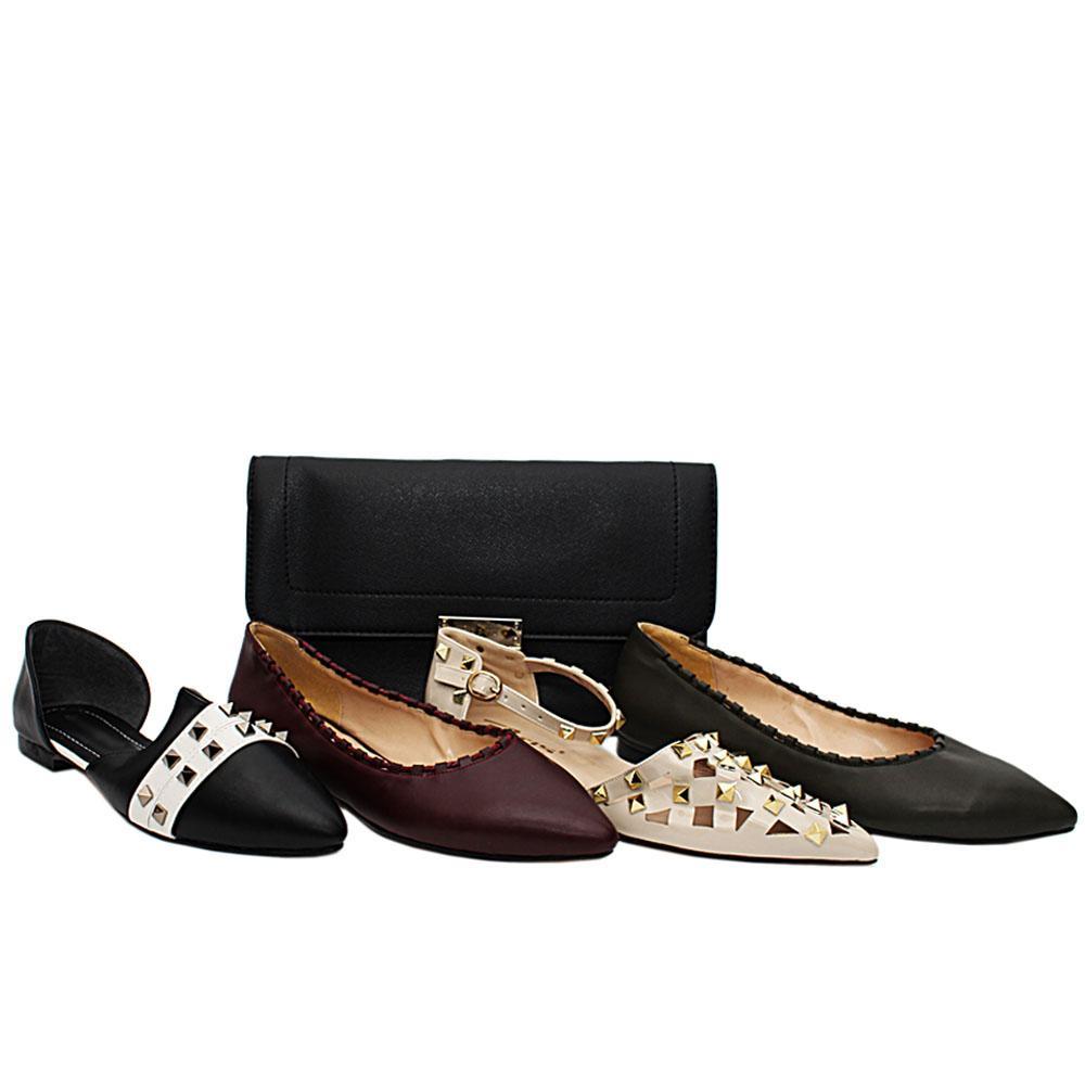 Size 38 Helena Shoe and Bag Bundle