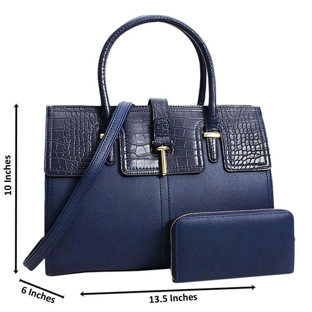 Navy-Bianca-Mix-Croc-Leather-Large-Tote-Handbag