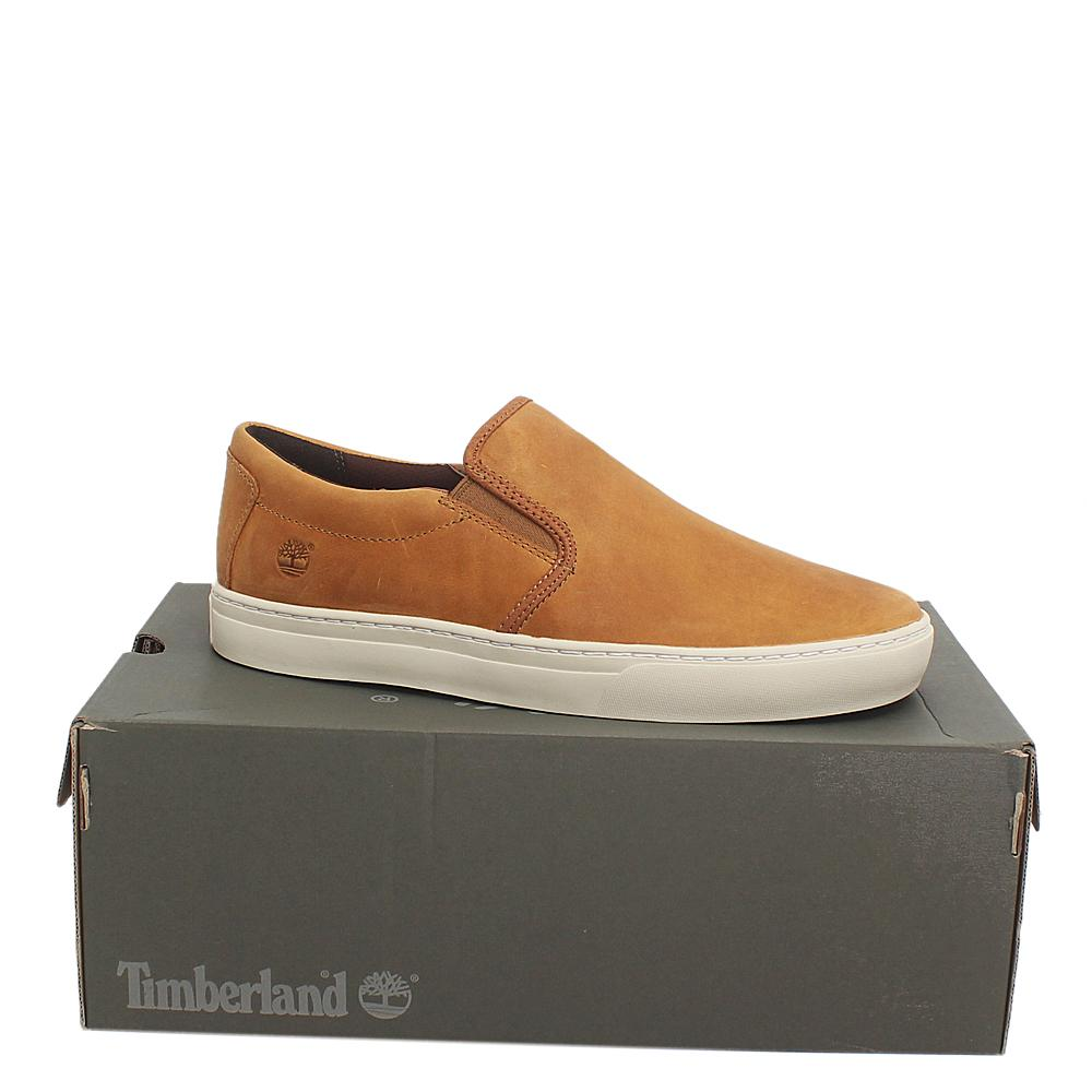 Timberland Wt Anti Fatigue Brown White Men Sneakers Sz 47.5