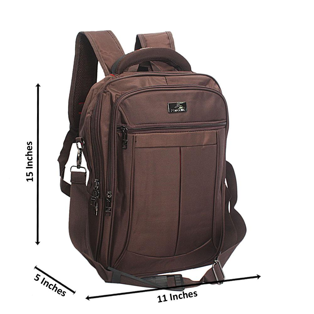Coffee Marcello Outline Leisure Life Backpack