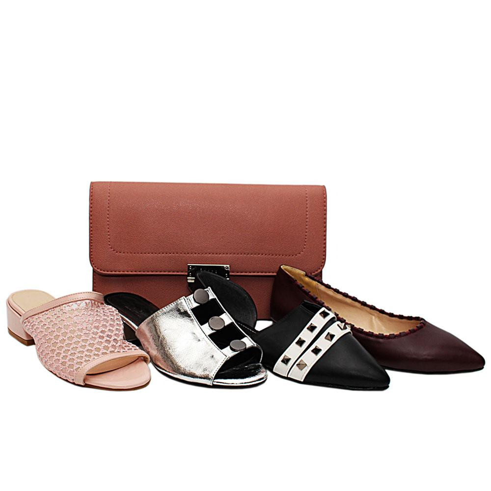 Size 36 Amelia Shoe and Bag Bundle
