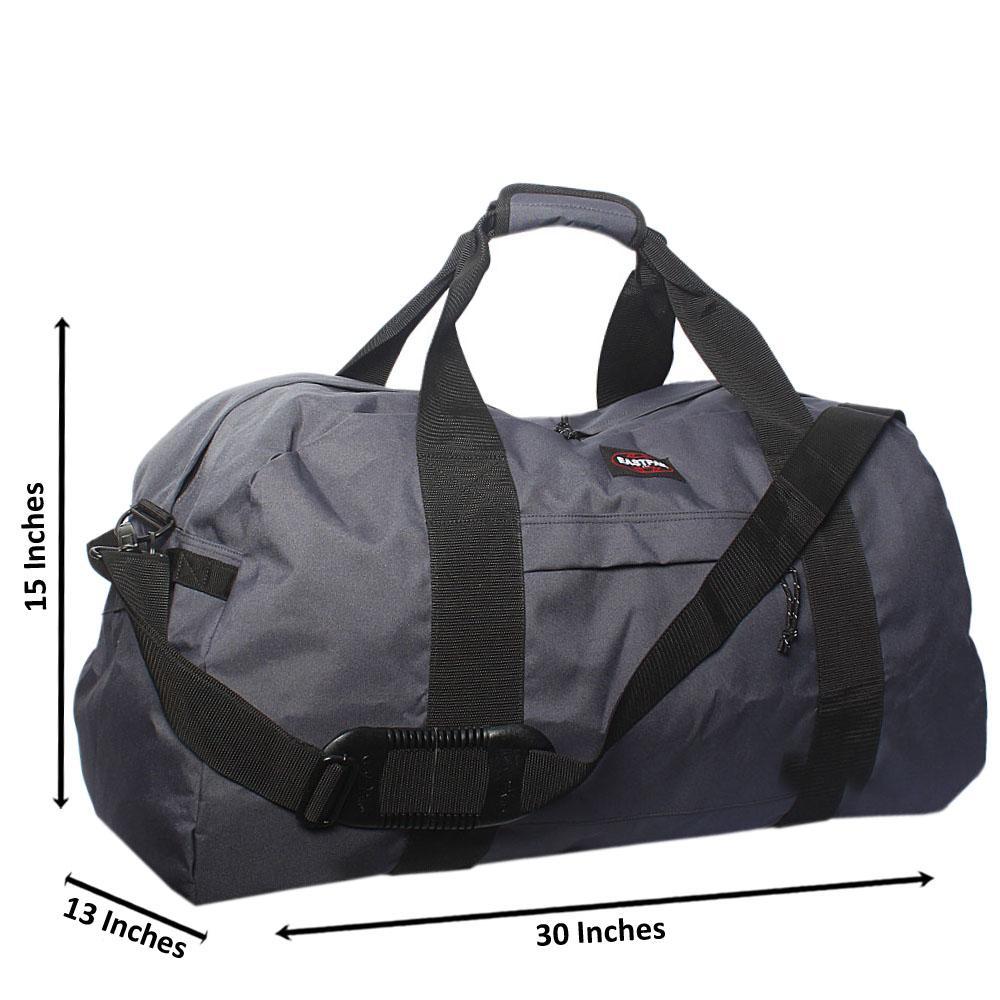 34918fd554ad Buy Eastpak-Gray-Cordura-Fabric-Large-Duffel-Bag - The Bag Shop Nigeria