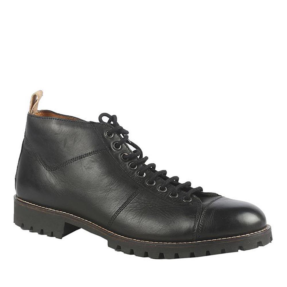Kurt Geiger Black Leather Mens Boot Sz 44