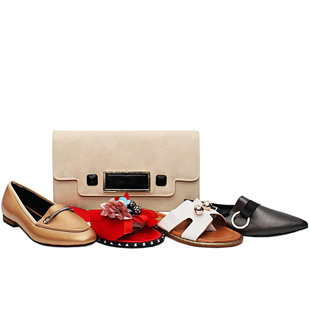 Size 37 Claire Shoe and Bag Bundle