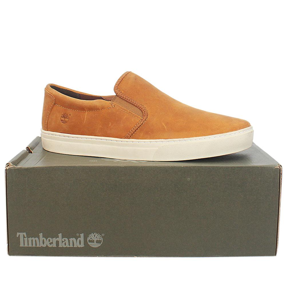 Timberland Wt Anti Fatigue Brown White Men Sneakers