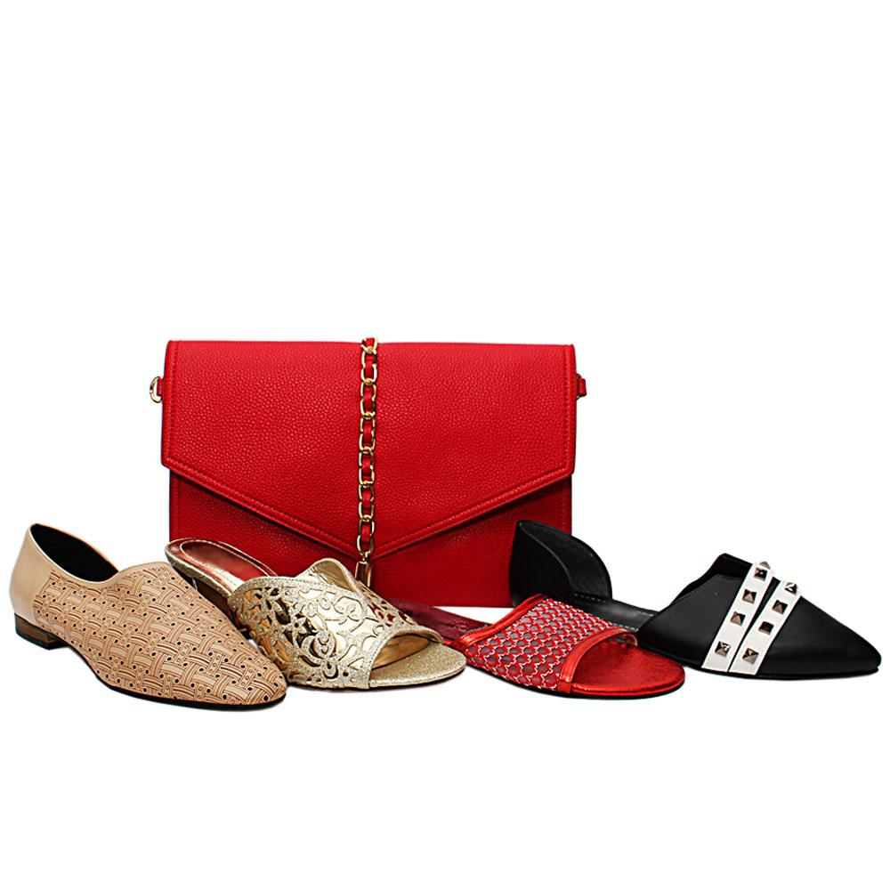 Size 37 Ellie Shoe and Bag Bundle