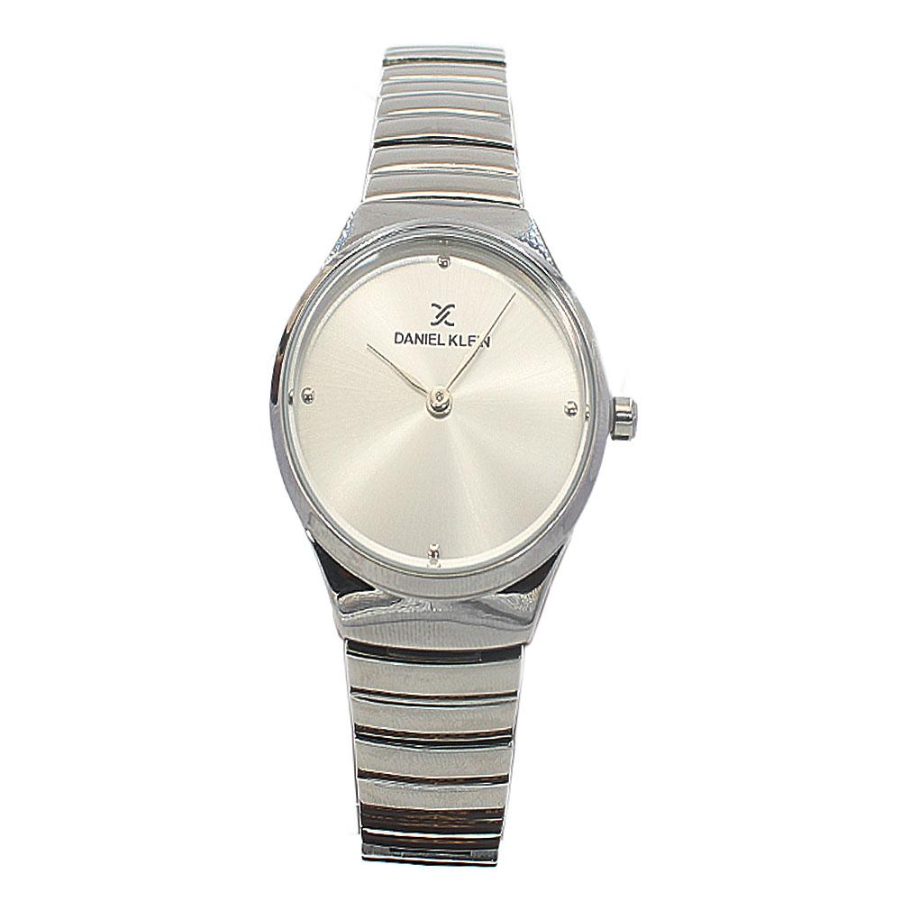 Vintage Silver Stainless Steel Ladies Watch