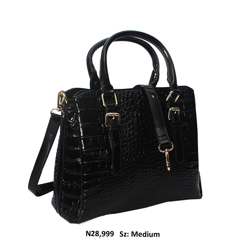 Black-Frida-Croc-Style-Patent-Leather-Tote-Handbag