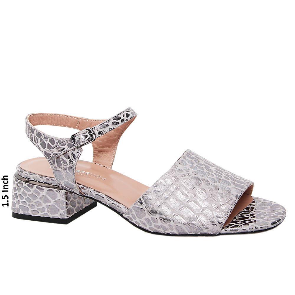 Silva Elisa Tuscany Leather Block Heel Sandals