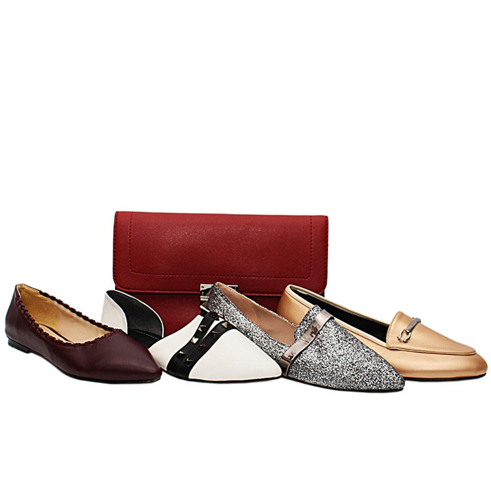 Size 38 Claudia Shoe and Bag Bundle