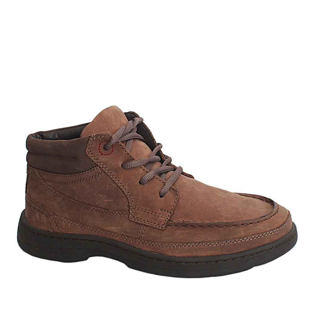 Airflex Brown Ankle Men Shoe