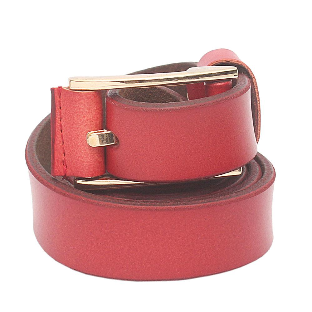 Red Rose Premium Leather Ladies Belt