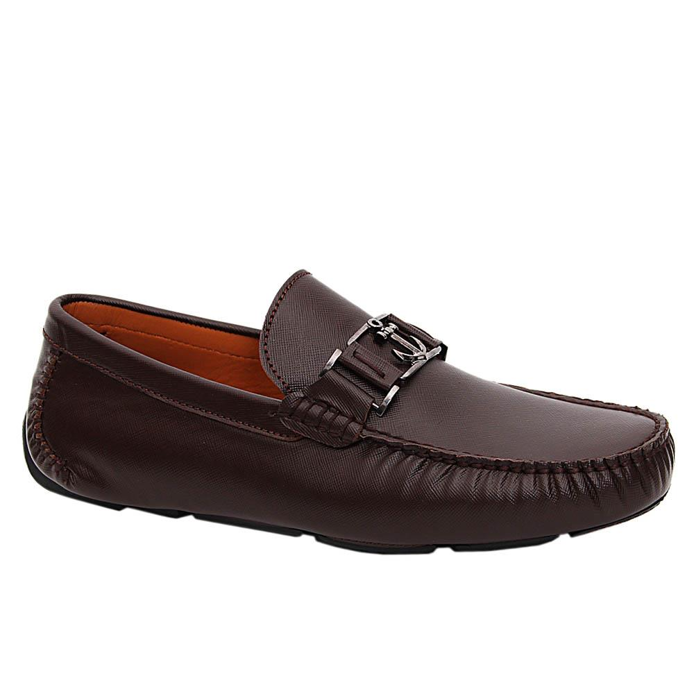 Coffe Cuthbert Italian Leather Drivers