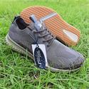 Gray Elser Fabric Breathable Sneakers
