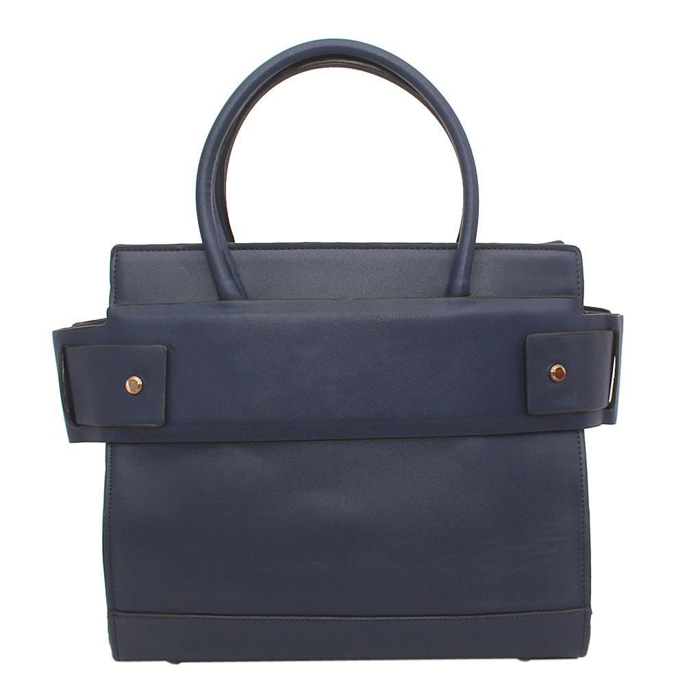 f4b745acc3a6 Buy Givenchy-Navy-Blue-Leather-Tote-Bag-Wt-Purse - The Bag Shop Nigeria