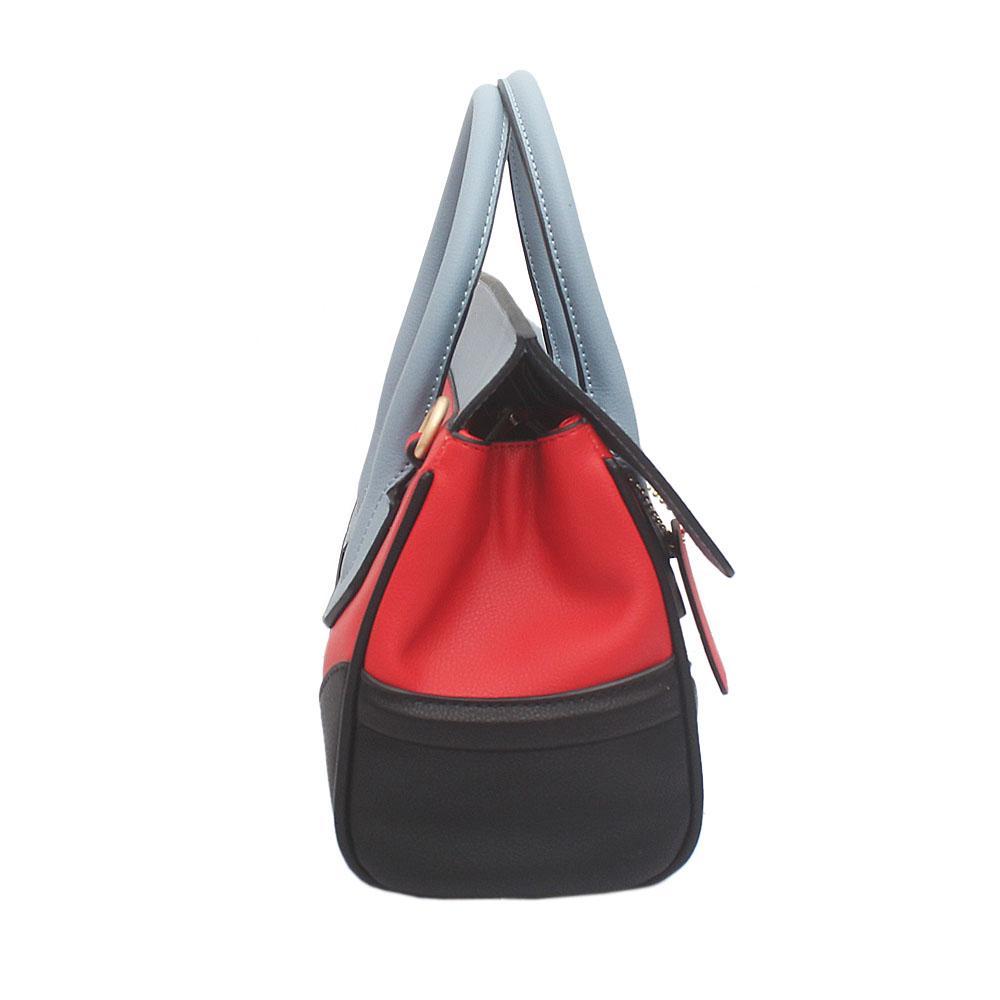 Buy Skyblue-Mix-Small-Palazzo-Empire-Montana-Leather-Bag - The Bag ... 412ecb2f5cdfa