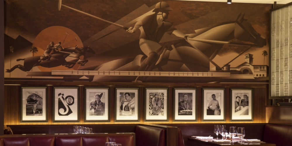 The Colony Grill Room Mayfair Restaurant The Beaumont