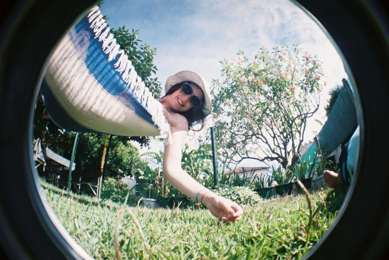 Fisheye Summer Memories