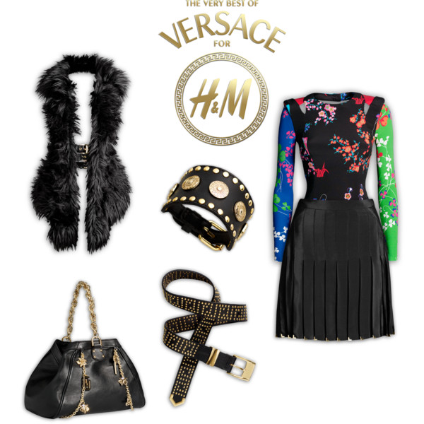 The very best of Versace by Arara Pintada