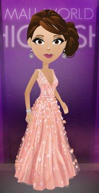 A minha boneca foi aos Óscares…