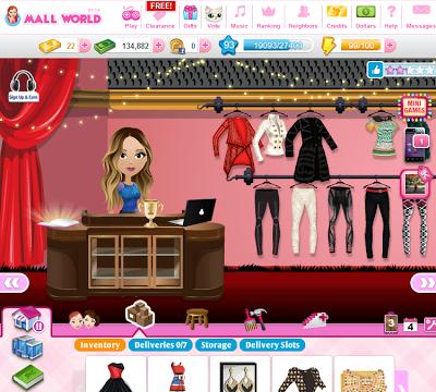 Mall World – Top Fashion Game 2011