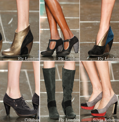 Shoes | Portugal Fashion F/W 2012