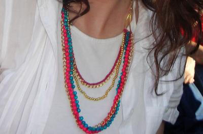 DIY | Necklace II