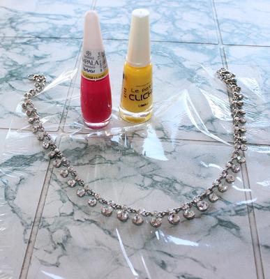 DIY | Shine Necklace