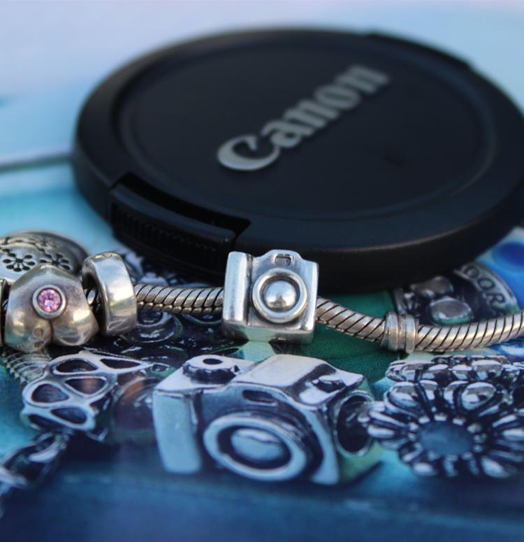 Birthday Gift | Pandora Canon Bead