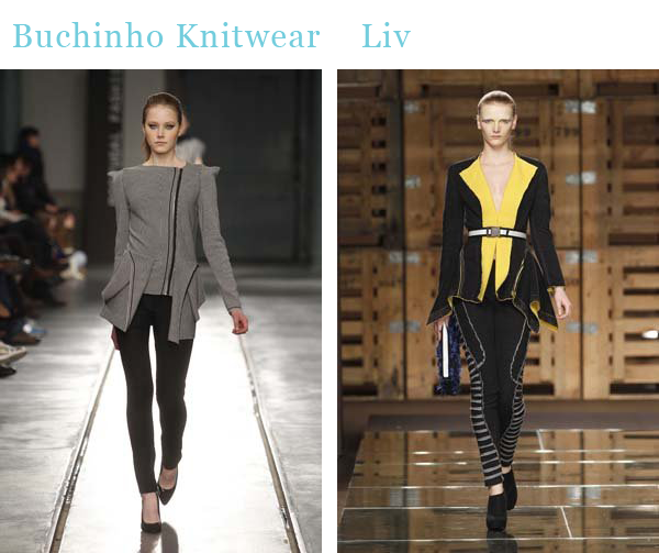 Tendências Outono | Portugal Fashion | Casacos Estruturados