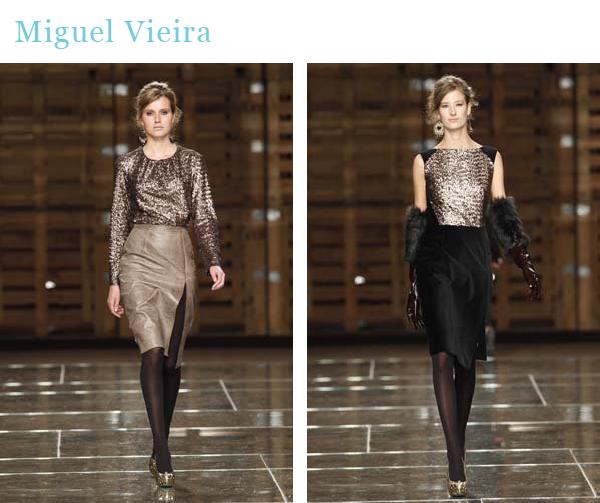 Tendências Outono | Portugal Fashion | Brilhos