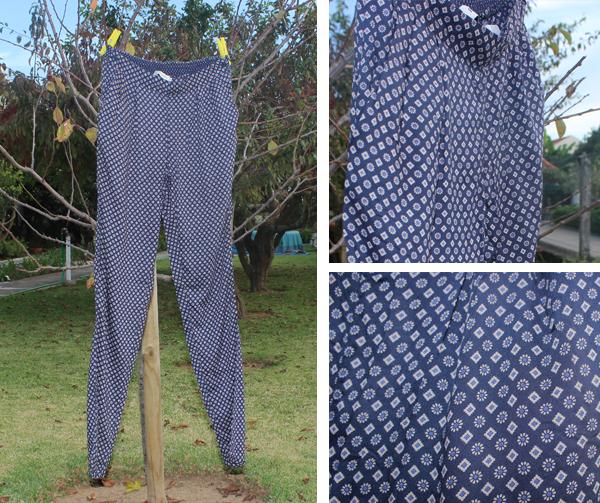 Birthday Gift | Print Pants